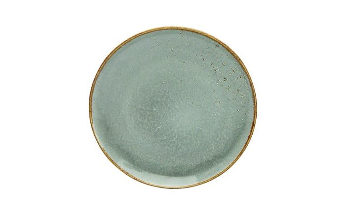 Dessertteller Nature Collection in steingrau, 21 cm-01