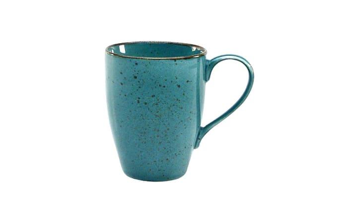 Kaffeebecher Nature Collection in wasserblau, 30 cl