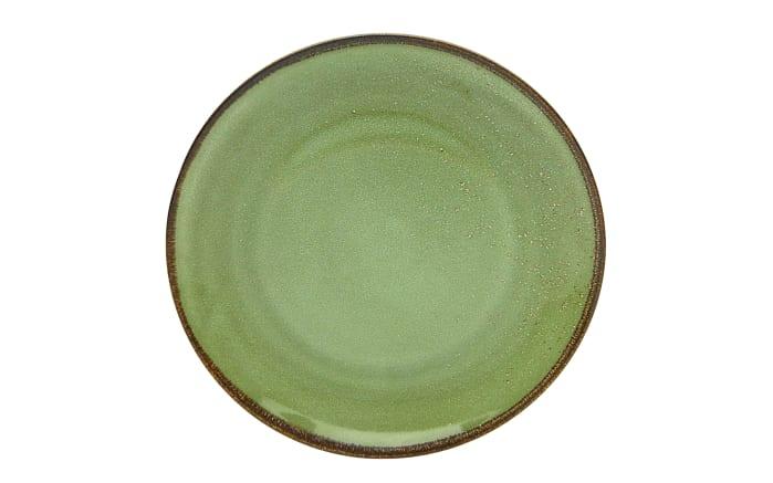 Speiseteller Nature Collection in naturgrün, 27 cm