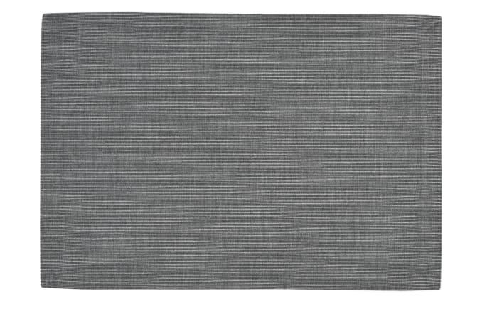 Tischset Landscape in iron grey, 35 x 50 cm