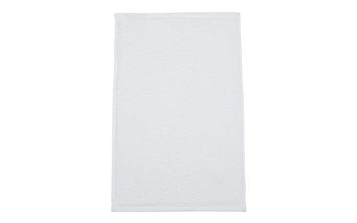 Handtuch Vita in weiß, 50 x 100 cm