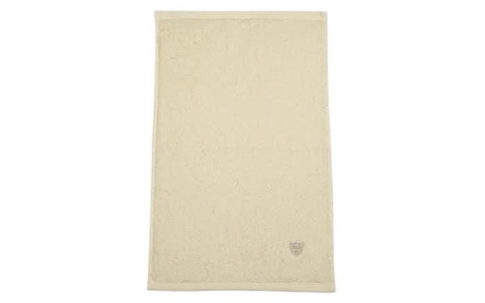 Handtuch Vita in sand, 50 x 100 cm