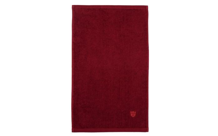 Handtuch Vita in marsala, 50 x 100 cm