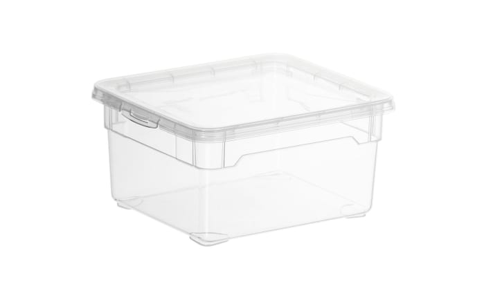 Clearbox in transparent, 2 L