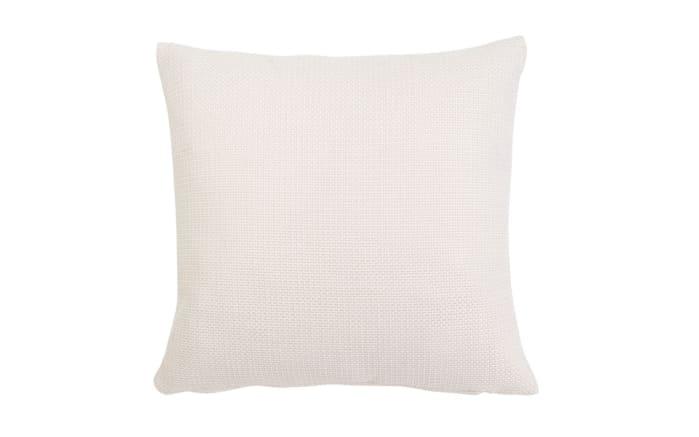 Kissenhülle Dallas in weiß, 50 x 50 cm