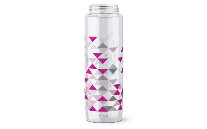 Trinkflasche Drink2Go Tritan Triangle, 0,7 l