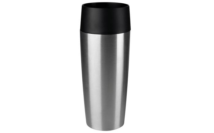 Iso-Trinkbecher Travel Mug in edelstahl, 0,36 l