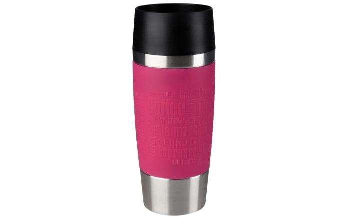 Iso-Trinkbecher Travel Mug in himbeer, 0,36 l