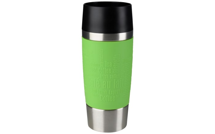 Iso-Trinkbecher Travel Mug in limette, 0,36 l
