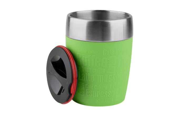 Isobecher Travel Cup Limette, 0,2 l