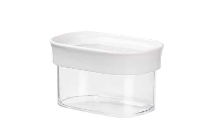 Vorratsdose Optima in weiß, 0,18 l