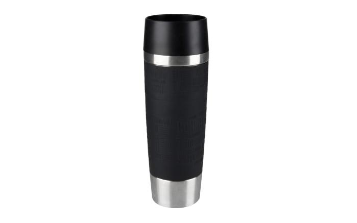Isolierbecher Travel Mug Grande in schwarz, 0,5 l