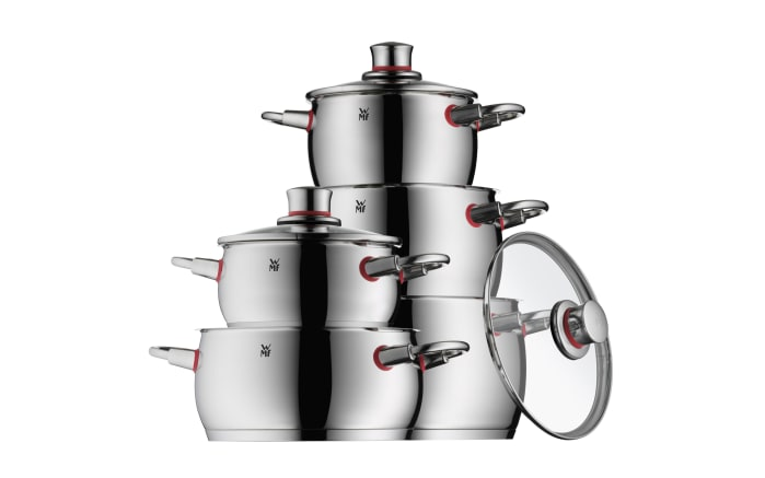 WMF Kochgeschirr-Set Quality One, 5-teilig