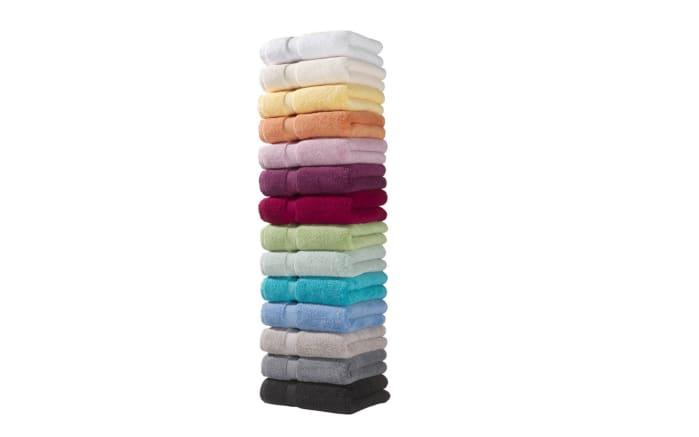 Handtuch in anthrazit, 50 x 100 cm-02