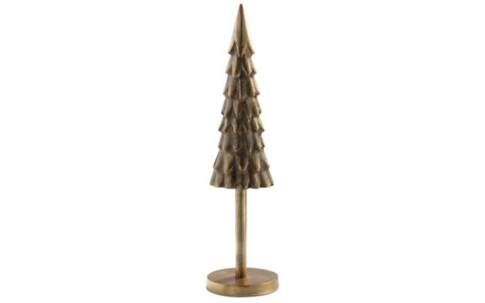 Tannenbaum in gold, 30 cm