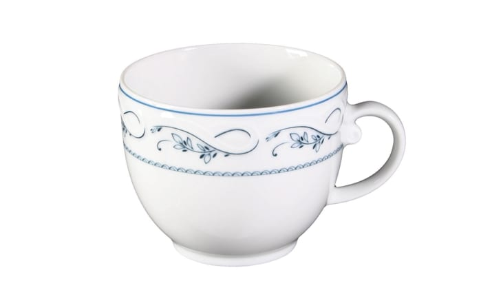 Kaffeetasse Desiree Aalborg in weiß, 0,21 l
