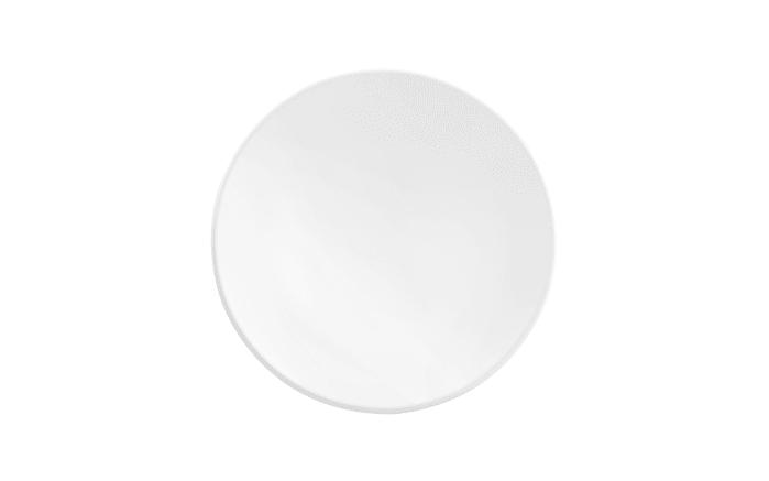 Frühstücksteller Life in weiß, 22,5 cm-01