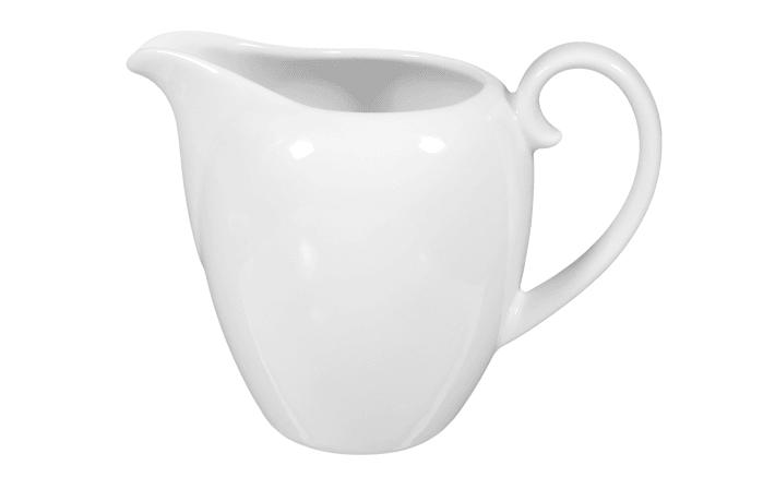 Milchkännchen Rondo Liane in weiß, 0,19 l