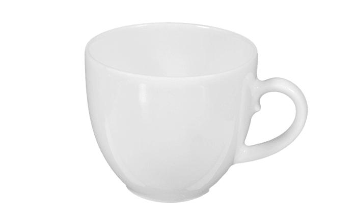Espressotasse Rondo Liane in weiß, 0,11 l