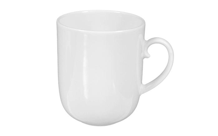 Becher Rondo Liane in weiß, 0,25 l