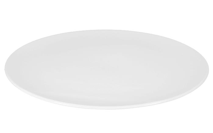 Tortenplatte Rondo Liane in weiß, 30 cm