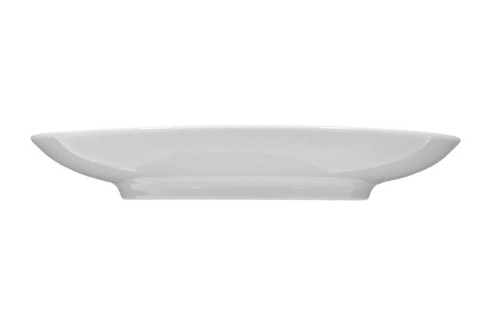 Suppenuntertasse Rondo Liane in weiß, 16 cm