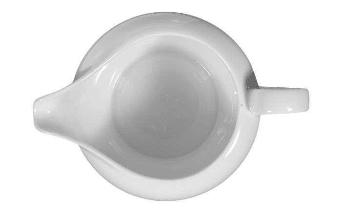 Sauciere Rondo Liane in weiß, 0,6 l