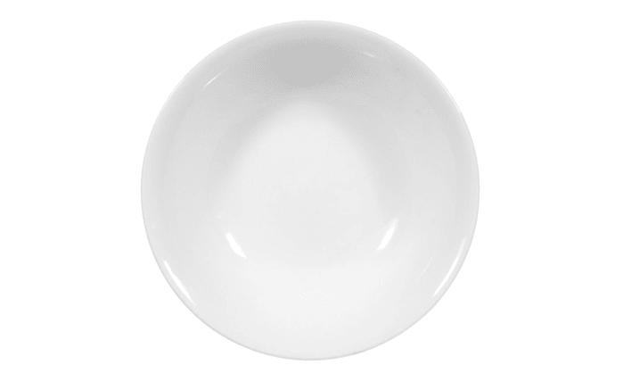 Dessertschale Rondo Liane in weiß, 13 cm