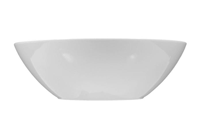 Schüssel Rondo Liane in weiß, 23 cm