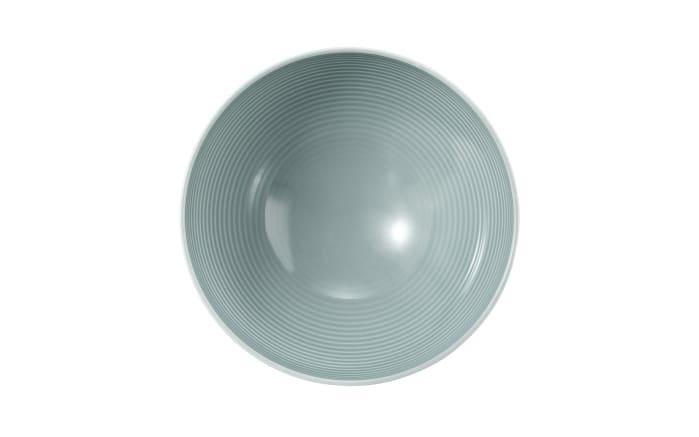 Schüssel rund Beat in arktisblau, 15,5 cm