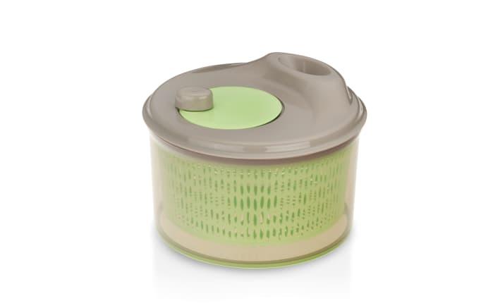 Salatschleuder Dry in pastellgrün