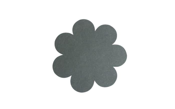 Untersetzer Amparo in grün und grau, 2-teilig