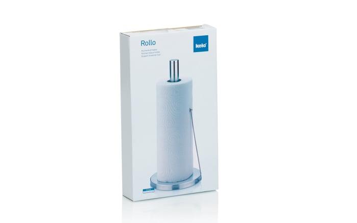 Küchenrollenhalter Rollo aus Edelstahl-02