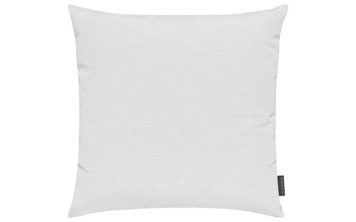 Kissenhülle Fino in weiß, 50 x 50 cm