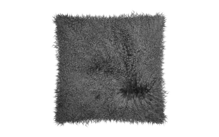 Kissenhülle Pamina in anthrazit, 40 x 40 cm-01