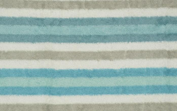 Handtuch Streifen in mint, 50 x 100 cm-04
