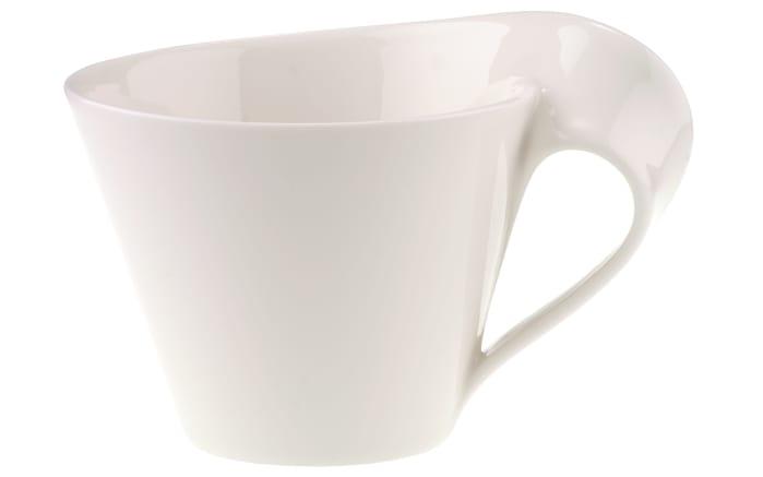 Cafe au lait Obertasse New Wave Cafe in weiß, 0,4 l-01