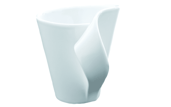 Becher New Wave Cafe in weiß, 0,35 l-02