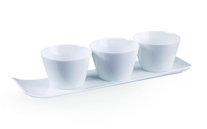 Servierset New Fresh in weiß-01