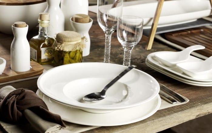 Suppenteller Artisano Original in weiß, 0,25 l
