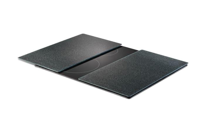 Herdabdeck- /Schneideplatten in Granitoptik 2er-Set , 30 x 52 cm