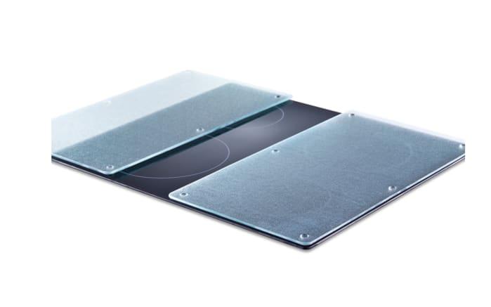 Glasschneideplatte in tranparent 2er-Set, 30 x 52 cm
