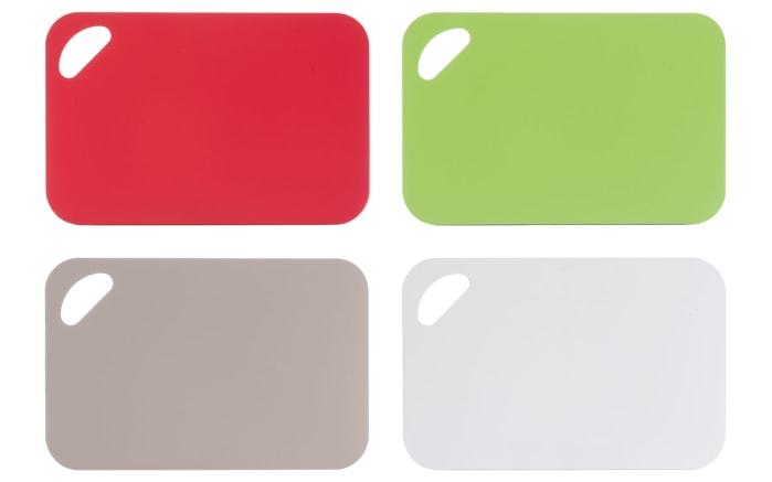 Schneidematte in diversen Farben, 29 x 19 cm