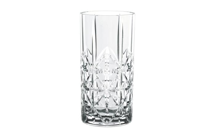Longdrinkglas-Set Highland, 4-teilig
