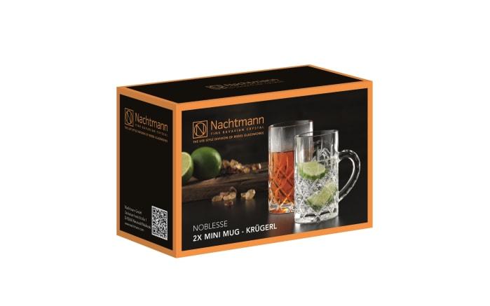Krügerl-Set Noblesse, 250 ml