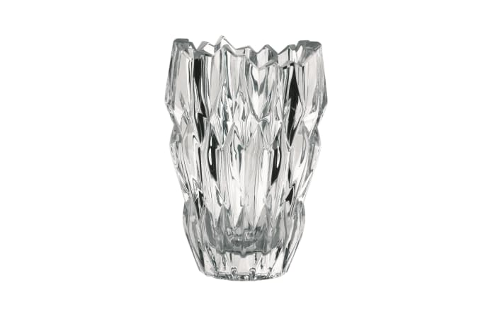 Vase Quartz in oval, 16 cm