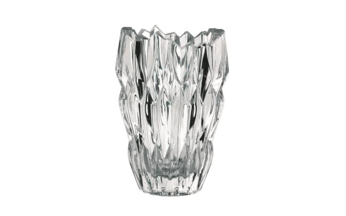 Vase Quartz in oval, 16 cm