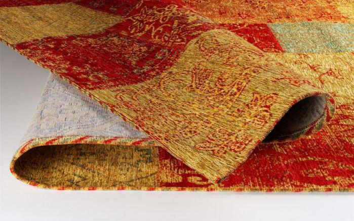 teppich alanis allover in multicolor 70 x 140 cm online bei hardeck kaufen. Black Bedroom Furniture Sets. Home Design Ideas
