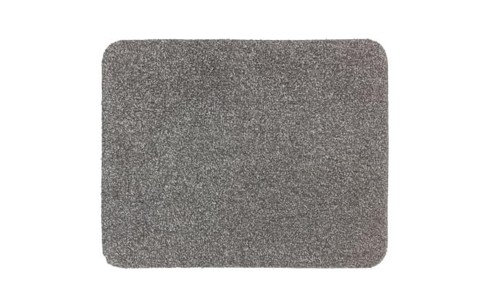 Türmatte in grau, 60 x 75 cm
