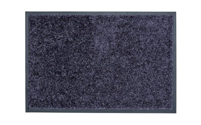 Türmatte in dunkelgrau, 60 x 80 cm